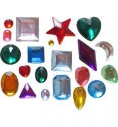 Molde de silicona piedras preciosas