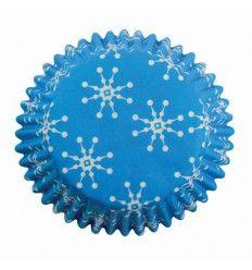 Cápsulas standard copos de nieve, 60 ud