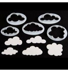 Cortador de nubes, 5 Ud