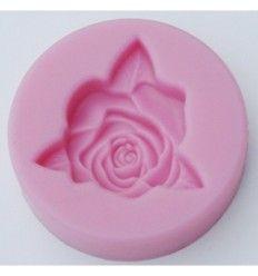 Molde silicona Rosa 5 cm