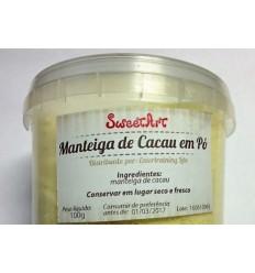 Manteca de cacao en polvo 100 gr