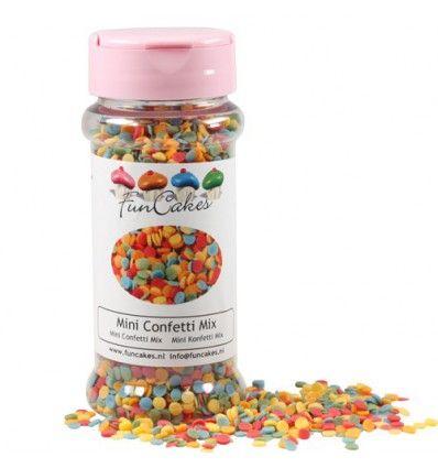 Mini confetti FunCakes 60 gr